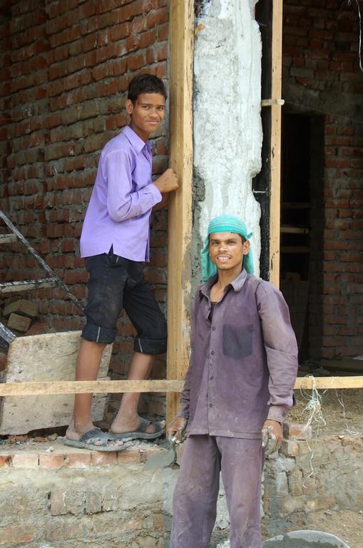Portraits d'ouvriers
