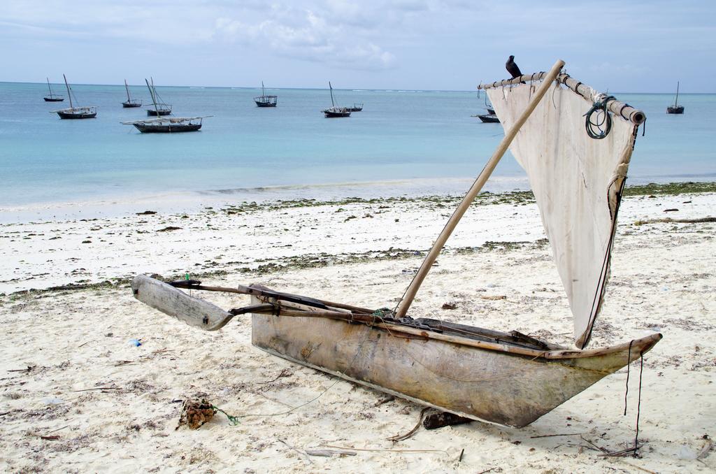 Boutre à Nungwi - Zanzibar