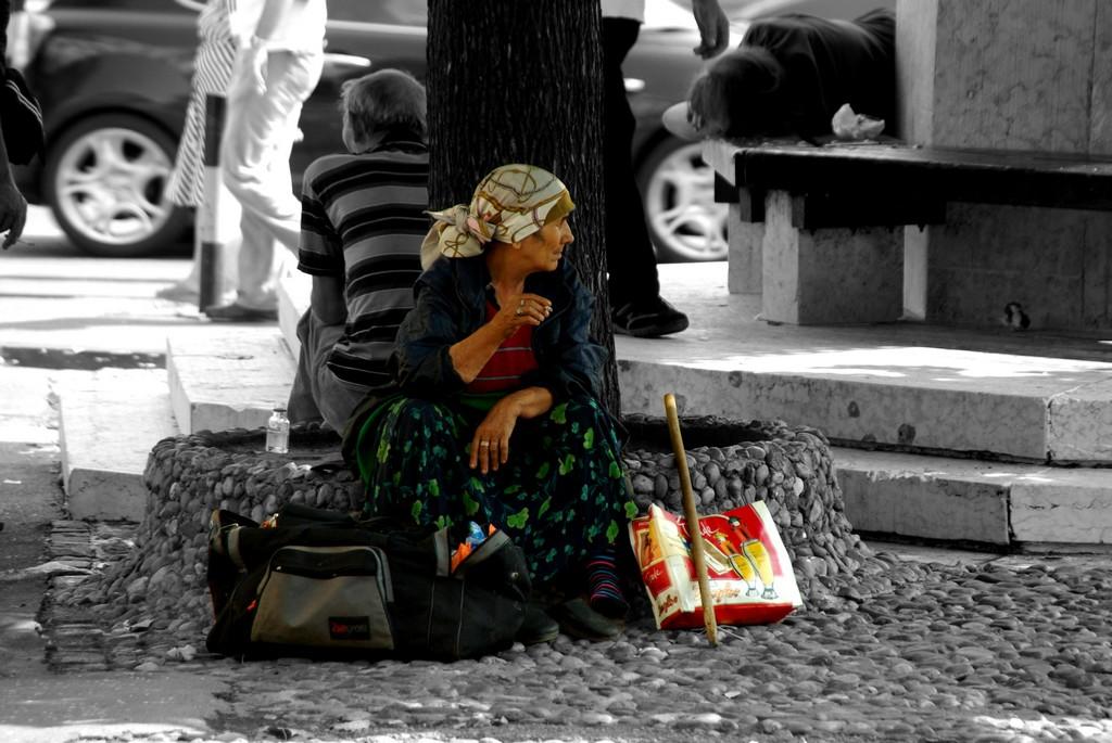 Vivre dans la rue, Roumanie