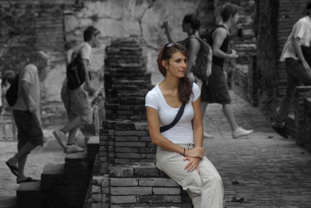 Touriste, Thailande
