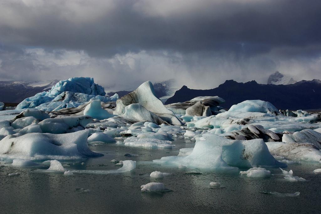 Le Jokulsarlon est un des endroits les plus envoûtants d'Islande