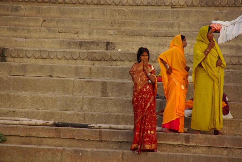 Regards croisés - Varanasi
