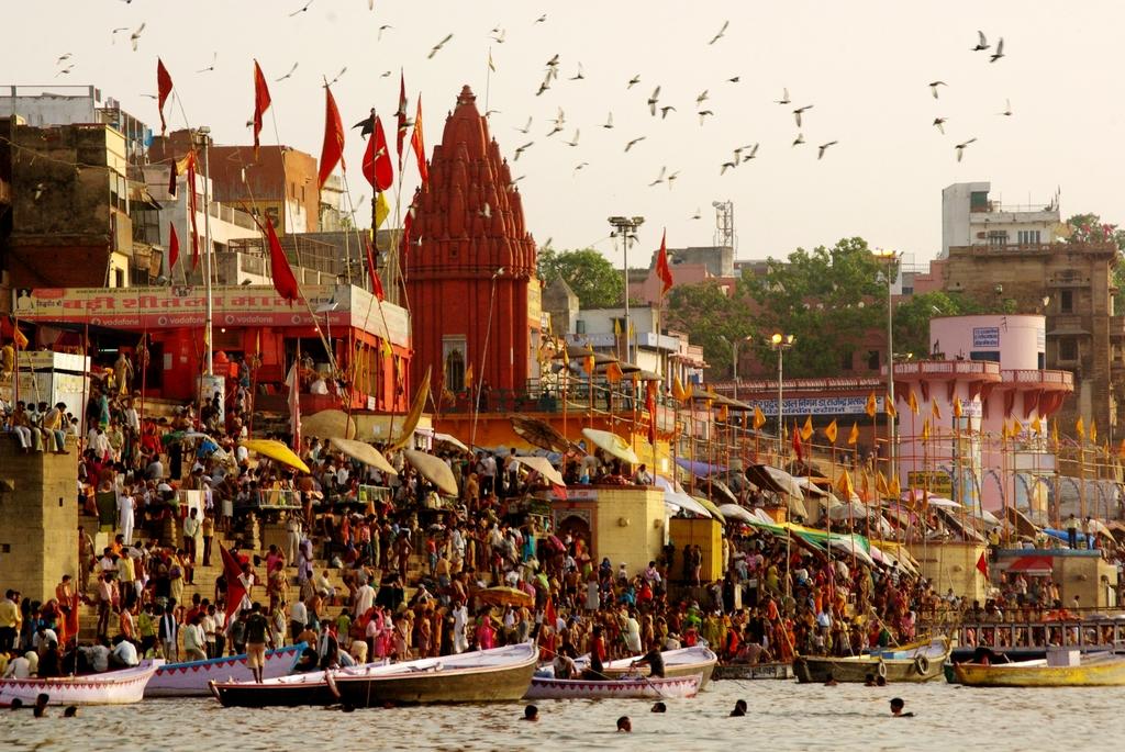 Ghats - Varanasi