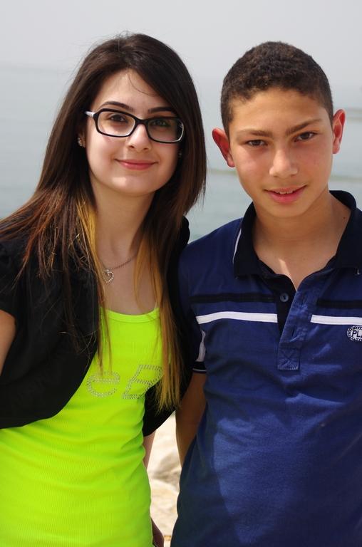 Adolescents à Bylos