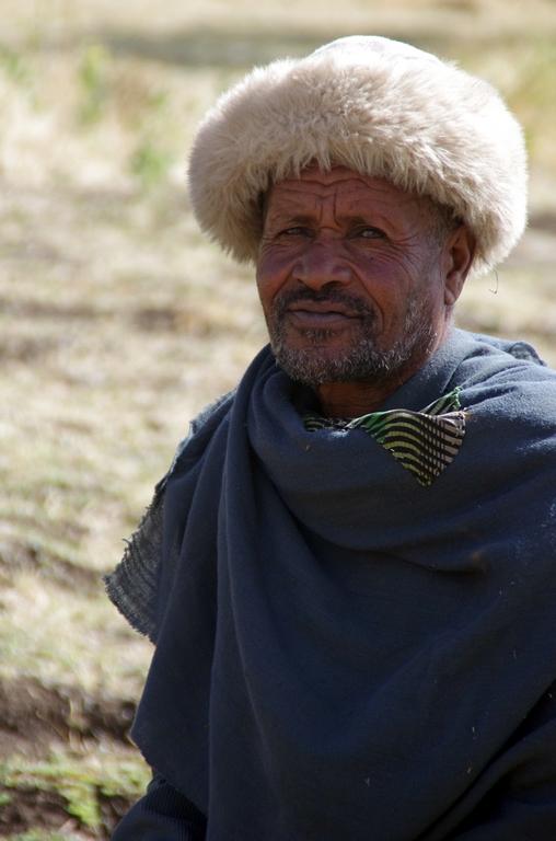 Un russe éthiopien ?