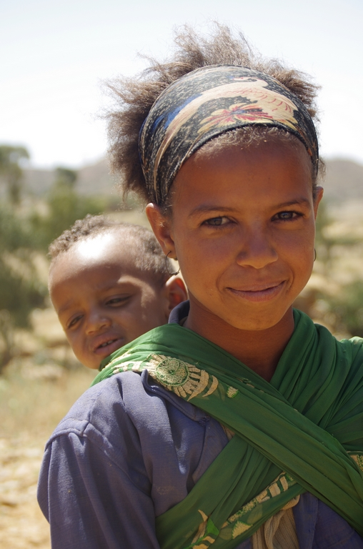 Portrait dans le Tigré