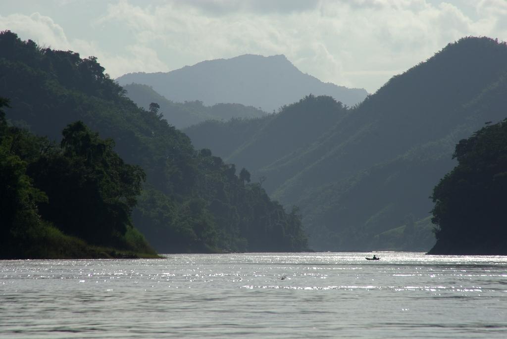 Descente du Mékong, Laos