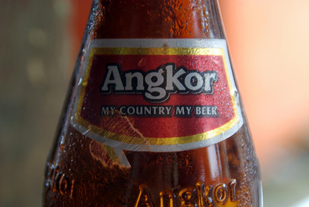 Angkor est un des symboles du pays et malheureusement un des seuls sites non détruits par les Khmers rouges