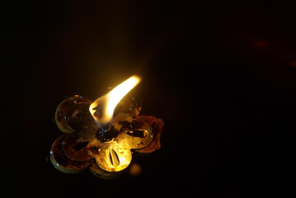 Ombre et lumière, comme l'ambiance dans le pays, Cambodge
