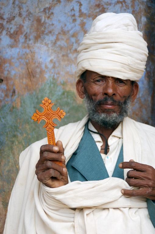 Prêtre - Ethiopie