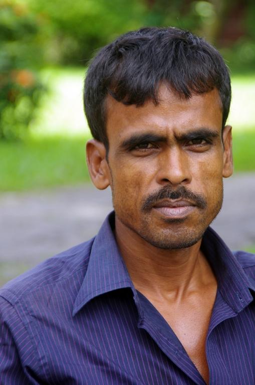 Les bangladais sont des gens fiers, aux regards parfois assez durs - Dhaka