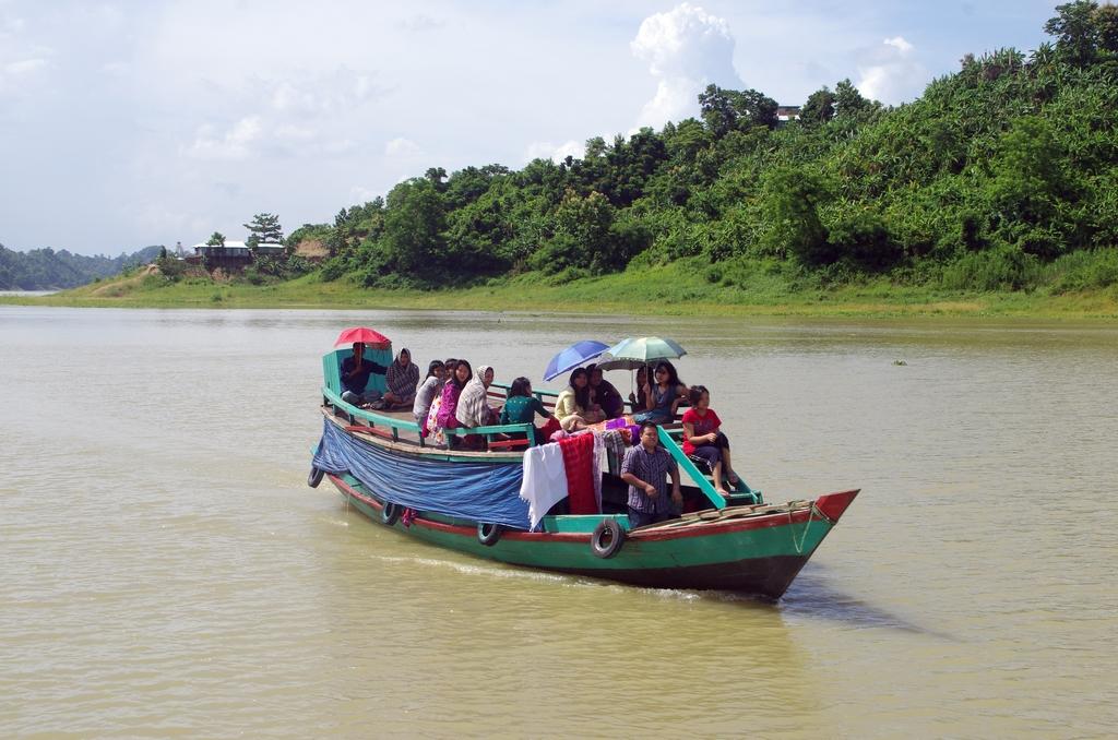 Lac de Rangamati