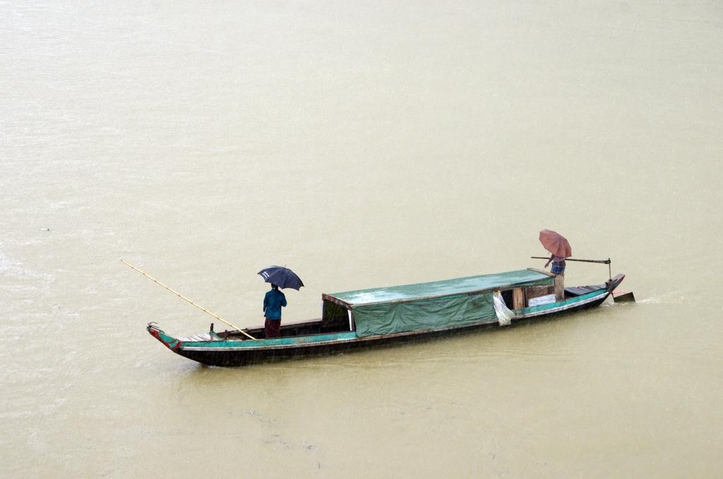 Sous la mousson - Bandarban