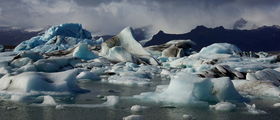 Islande – Jökulsárlón