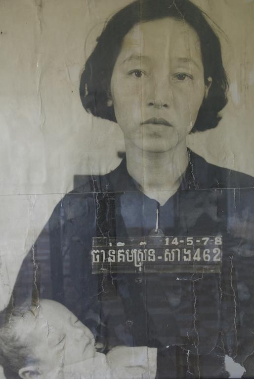 Les femmes et les enfants étaient aussi enfermés à S21