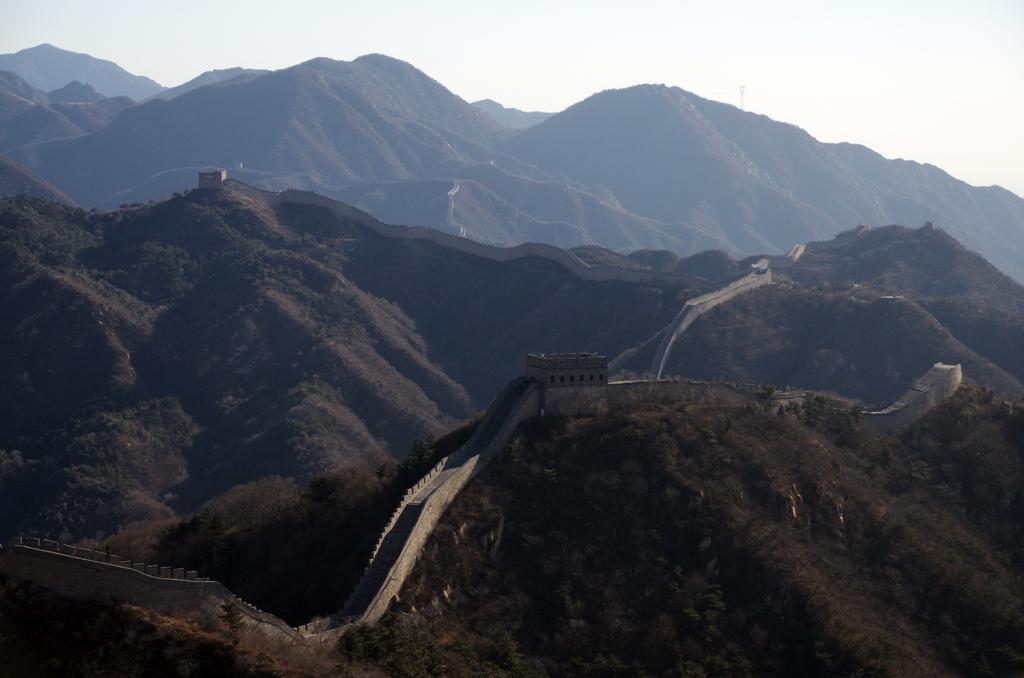 Muraille de Chine, Badaling