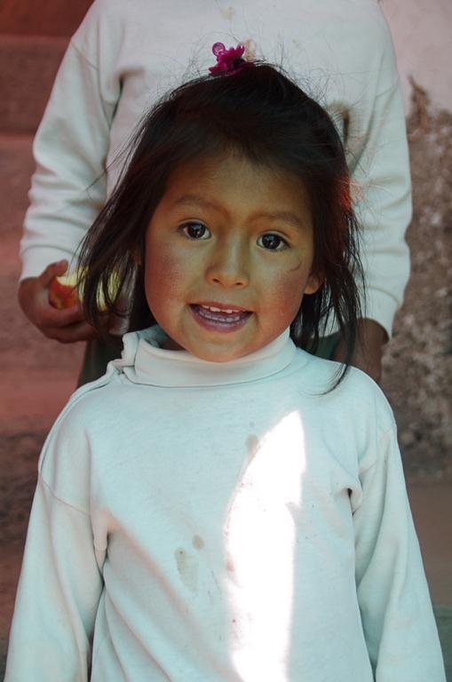 Salines de Maras - Pérou