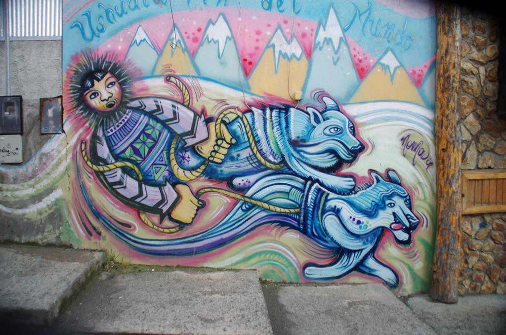 Ushuaia - Argentine