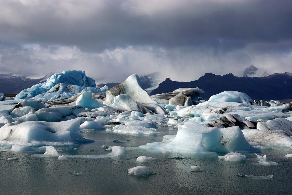 Jökulsárlón - Islande