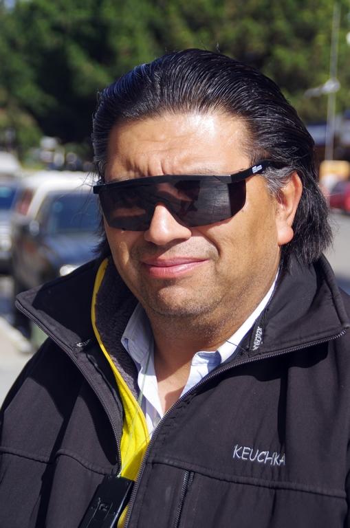 Chauffeur de taxi - Argentine