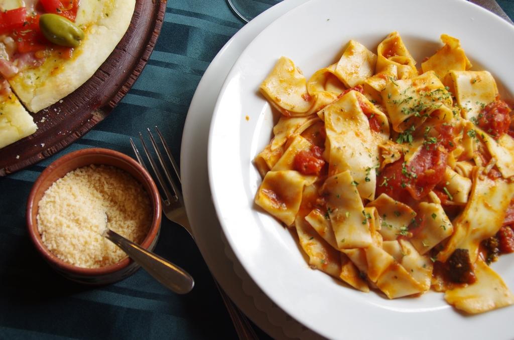 La cuisine italienne est totalement intégrée à la culture argentine