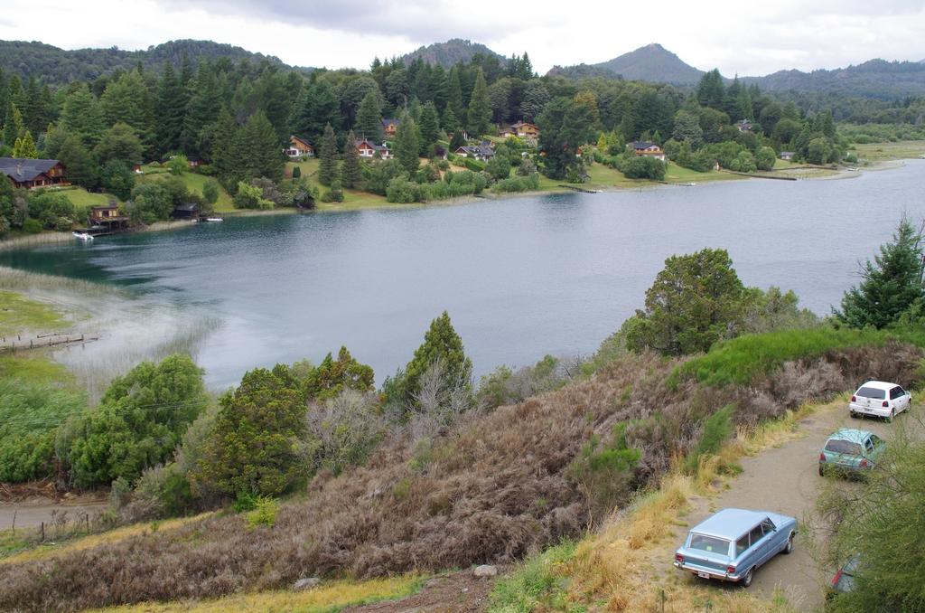Les environs de Bariloche ont un faux air de Suisse - Argentine