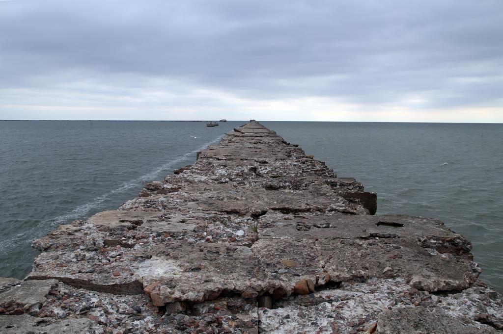 Base sous marine russe désafectée de Karosta - Lettonie