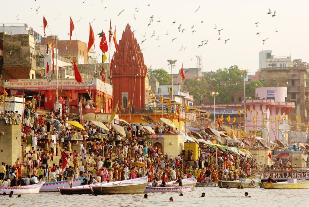 De toutes les couleurs - Bénares, Inde