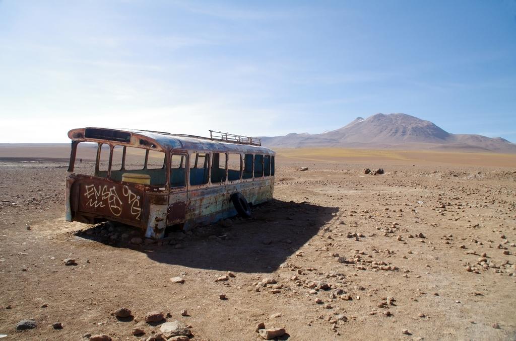 Desert d'Atacama - Chili