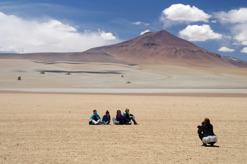 Altiplano - Bolivie