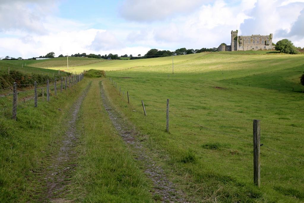 Sur la route du Kerry - Irlande