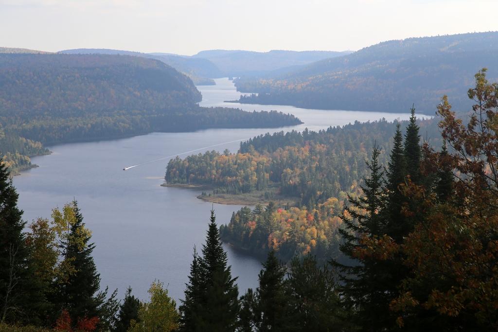Des paysages totalement naturels, voilà ce qu'offre le Québec - Parc de la Mauricie