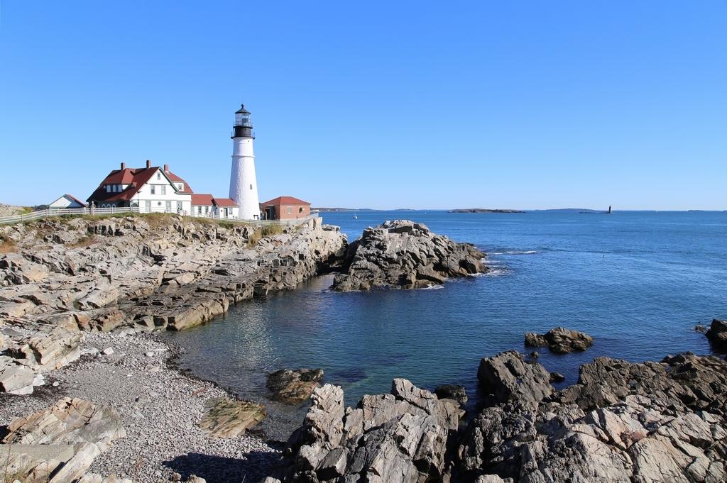 Phare de Portland, Maine - Québec