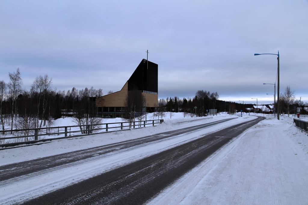 A Ivalo, il règne une certaine mélancolie, Laponie finlandaise