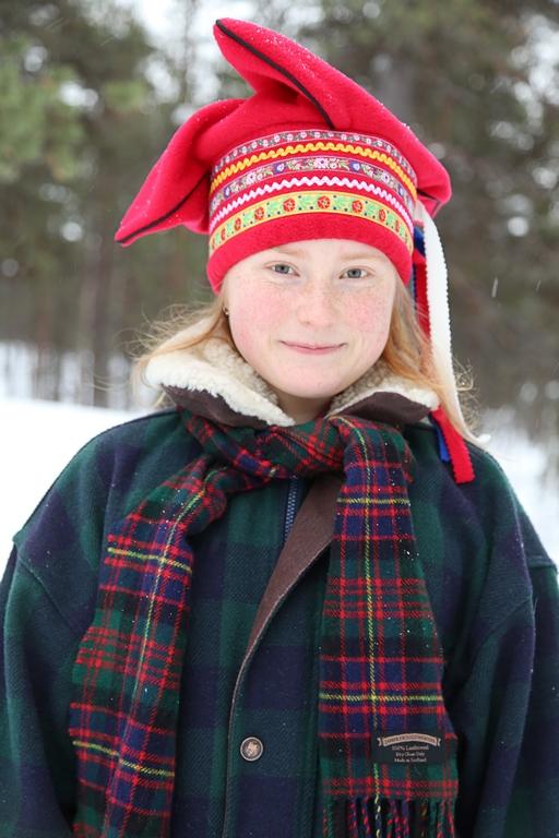 Sámi, Laponie finlandaise