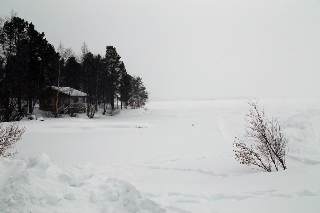Inari, Laponie finlandaise
