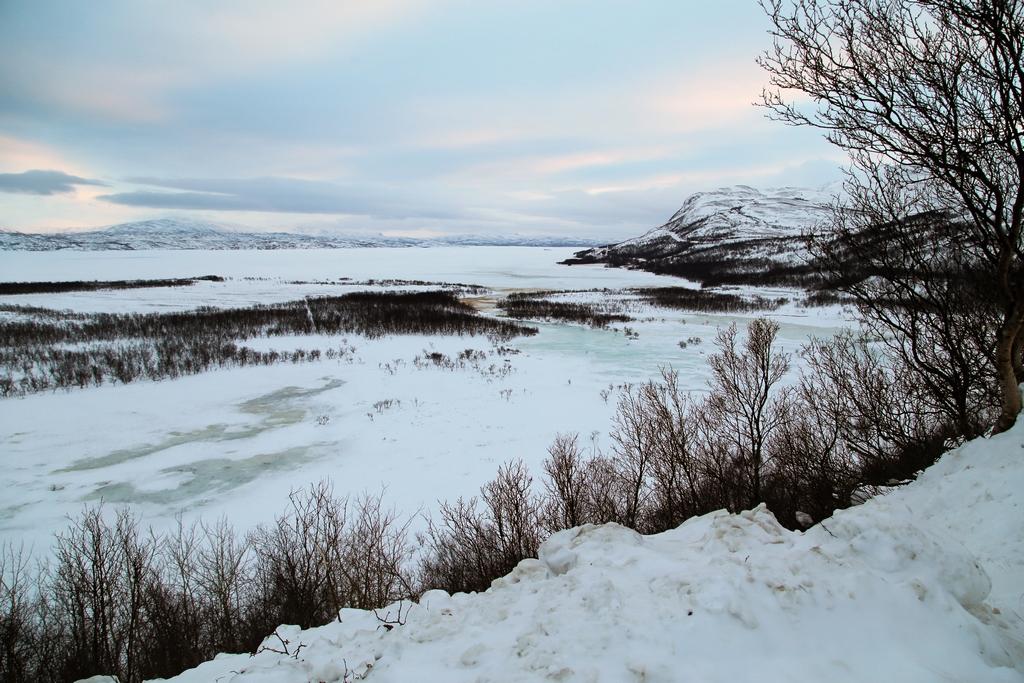 En direction du Cap Nord, Laponie norvégienne