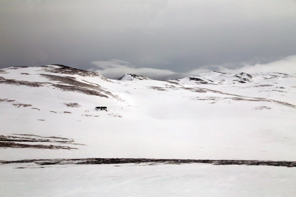 Ile de Magerøya, Laponie norvégienne