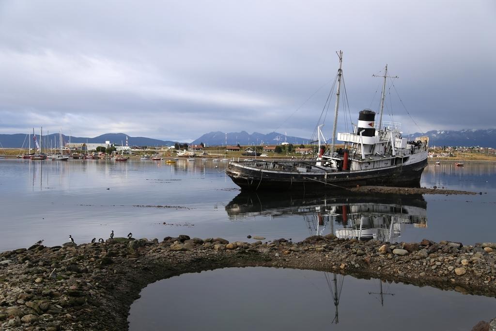 La majorité des voyages en Antarctique commencent et se terminent à Ushuaia
