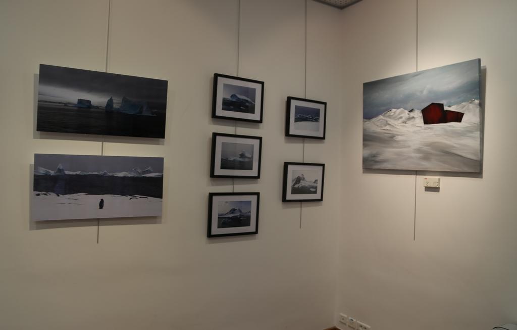 Exposition Antarctique