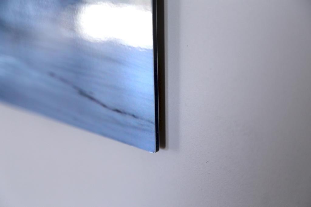 Impression sur aluminium dibond