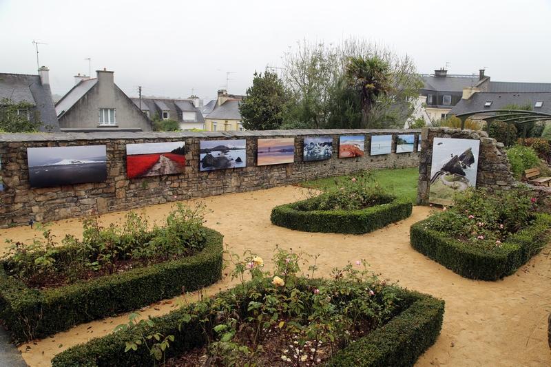 2017 – 2019 : Jardin de la Coulée verte, St-Renan / «Paysages insolites»