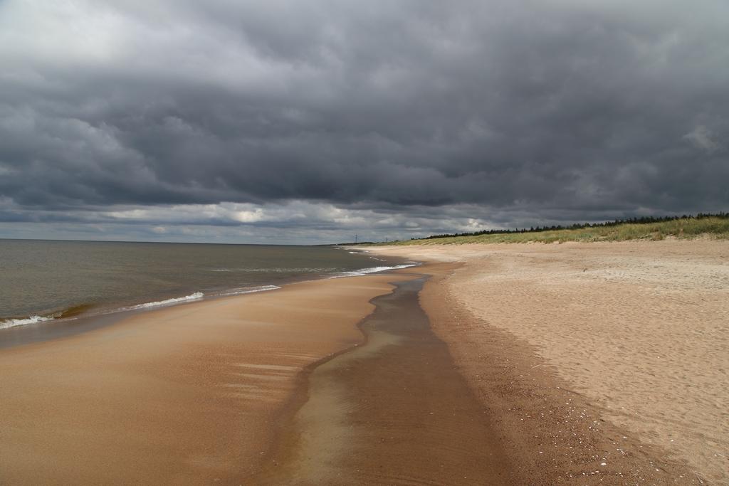 Longue dune de sable de Klaipéda - Lituanie