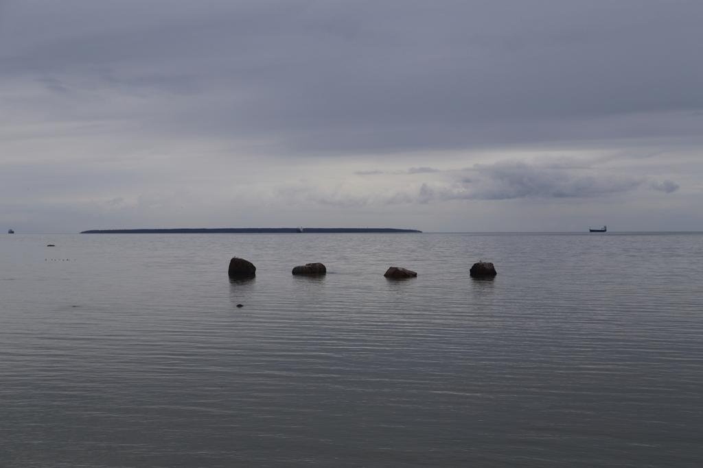 Fin de journée - Estonie