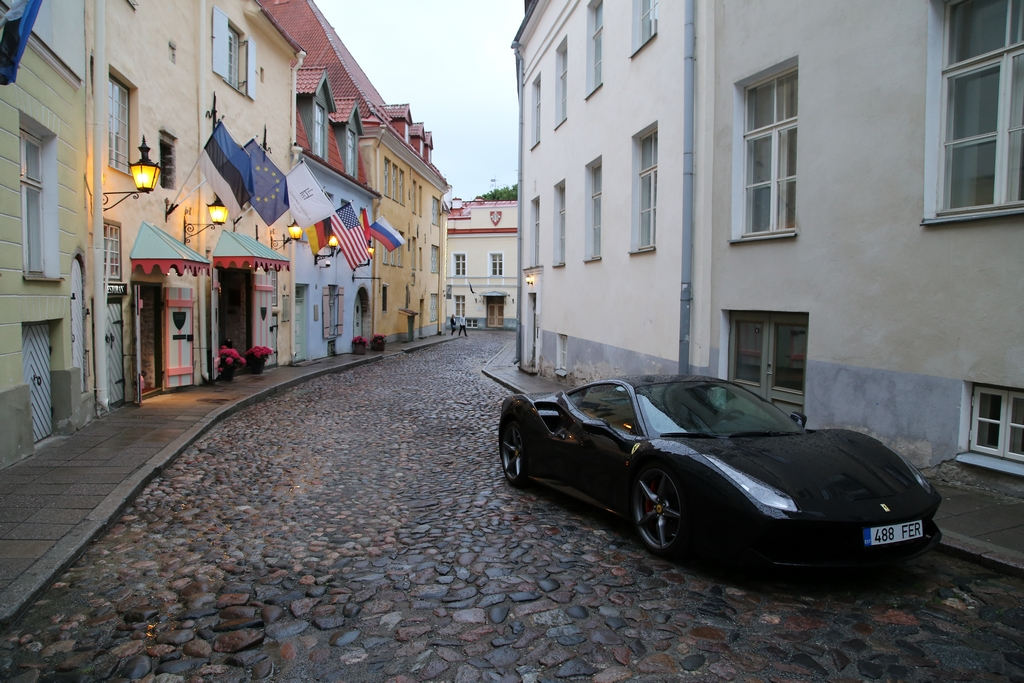Talinn - Estonie