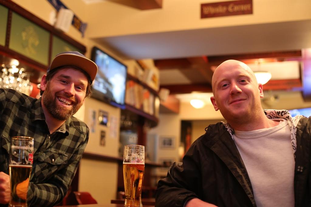 Ambiance de bars - Talinn