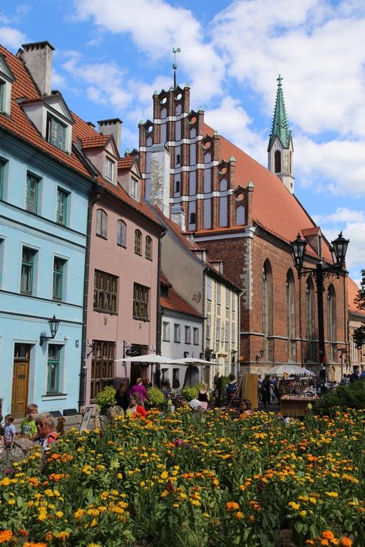 Riga - Lettonie
