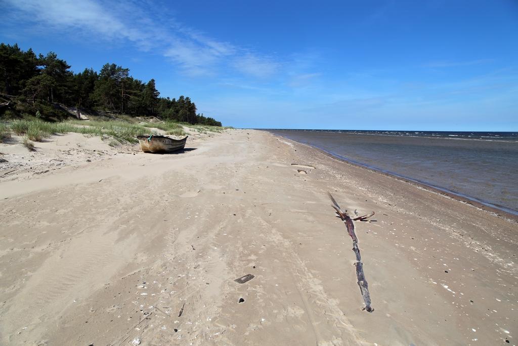Cap Kolka - Lettonie