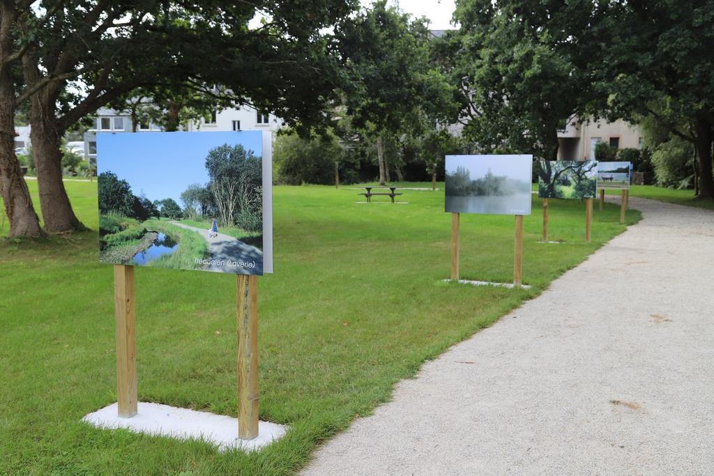 Actuellement : «Les lacs», Prairie bleue, Saint-Renan