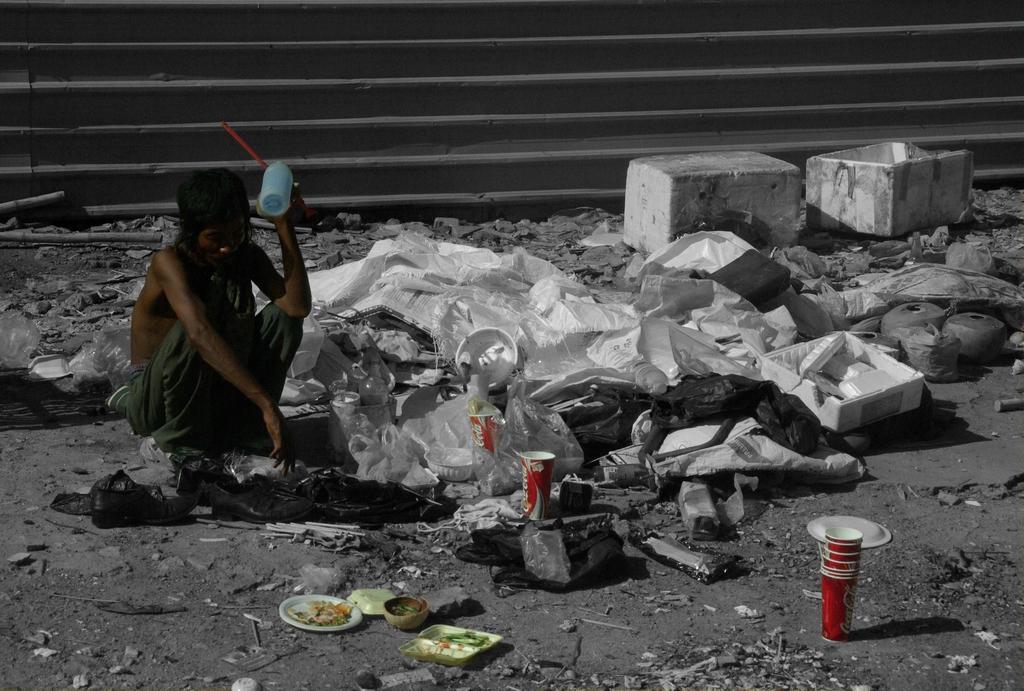 Triste réalité, Cambodge